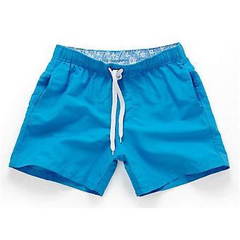 Summer Style Men Shorts Slim Fitness Pants Beach Shorts