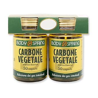 Bipack Os Vegetable Charcoal 2 units