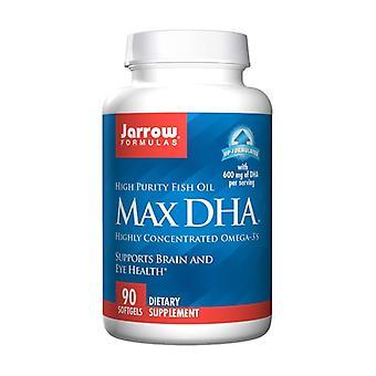 ماكس DHA 90 كبسولة كبسولات