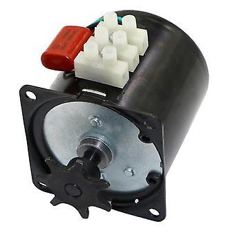 Egg turner motor incubator engine reversible geared motor for most incubator 2.5r/min