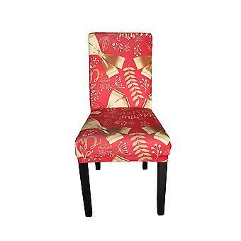 Christmas Spandex Dining Chair Slipcover Stretch Washable