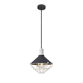Ip65 Miel Lámpara Colgante 1 Antracita 57 cm