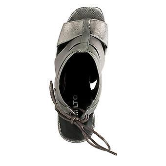 Rialto Womens Mirabella Peep Toe Casual Strappy Sandals