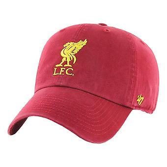 47 EPL Liverpool FC Clean Up Cap - Razor Red