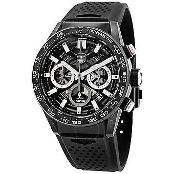 Tag Heuer Carerra Chronograph Automatic Men's Watch CBG2016.FT6143