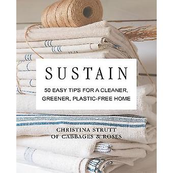 Sustain 50 easy tips for a cleaner greener plasticfree home