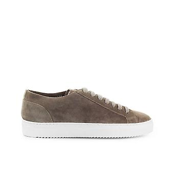 Doucal's Taupe Suède Sneaker