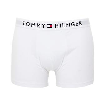 Tommy Hilfiger Classic Boxer Trunks - White