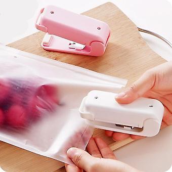 Mini Heat Sealing Machine Bag Kiinnikkeet Tiivisteet