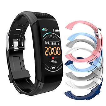 Wasserdichte Smart Band Blutdruck Herzfrequenz Tracker Multifunktionsmode