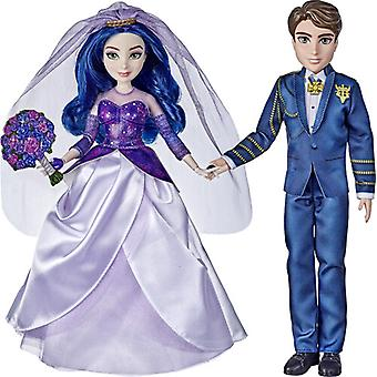 Disney Descendants 35 Wedding 2pk USA import