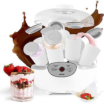 HanFei YM2 Joghurtbereiter/Joghurtzubereiter/Joghurt-Maker/Joghurtmaschine/inklusive 8