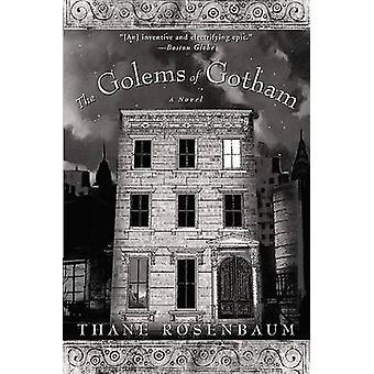 Golems of Gotham by Thane Rosenbaum - 9780060959456 Book