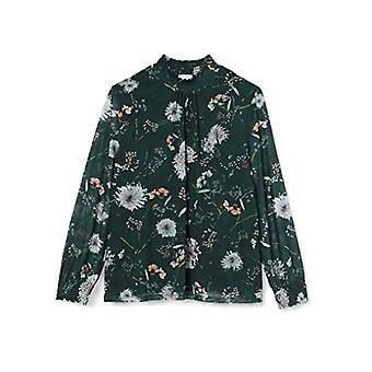 Gerry Weber T-Shirt 1/1 Arm, Mint Green Print, 48 Woman
