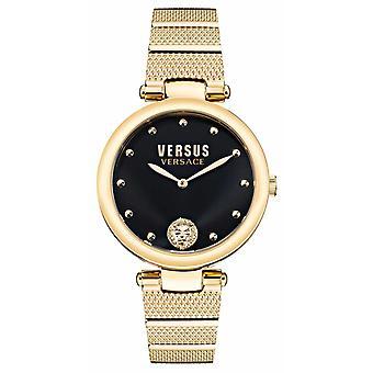 Versus Versace Versus Los Feliz Gold-Plated Steel VSP1G0621 Watch