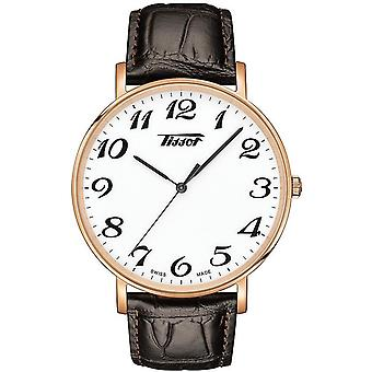Tissot watch heritage everytime desire large t1096103601201