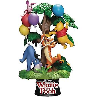 Disney Ds-053 Winnie The Pooh W/Friends D-Stage 6i USA import