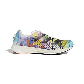 adidas Adizero Pro Men's Running Shoes, Off White/Core Black/Light Purple - 9 UK
