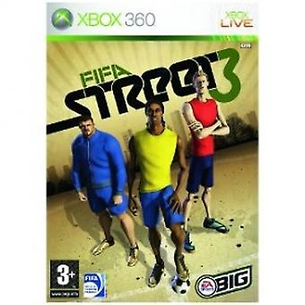 FIFA Street 3 Game XBOX 360 (Classics)