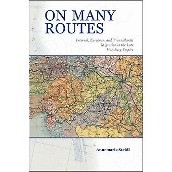 On Many Routes by Annemarie Steidl