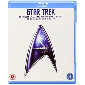 Star Trek Oryginalna kolekcja filmów 1-6 Blu-ray