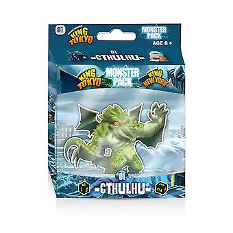 King of Tokyo: Cthulhu Monster Expansion Pack Board Game
