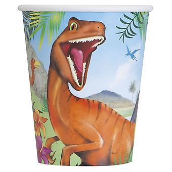 Tassen Dino, 8Pcs.
