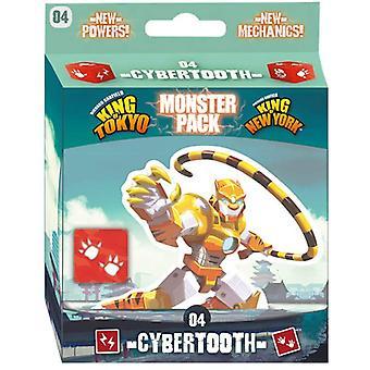 King of Tokyo: Cybertooth Monster Pack