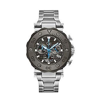 Reloj para hombre RELOJ GC Relojes Y63002G5MF (ø 44 mm)