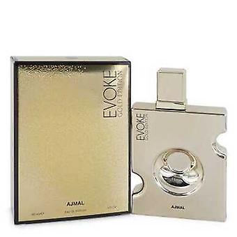 Evoke Gold by Ajmal Eau de Parfum Spray 3 oz (miehet) V728-545339