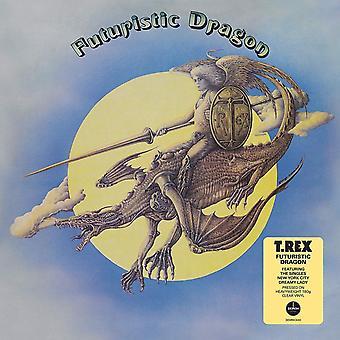 T. Rex - Futuristic Dragon Clear Vinyl