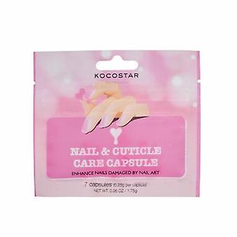Kocostar Nail & Cuticle Care Serum Capsules (7 Per Pouch)