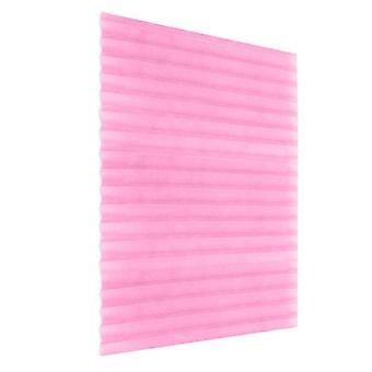 Self-adhesive Windows Blinds Half Blackout Curtains For Bathroom Balcony Shades