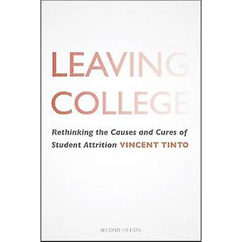 Leaving College door Tinto & Vincent