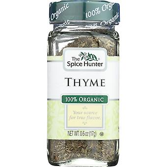 Spice Hunter Thyme Org, Case of 6 X 0.6 Oz
