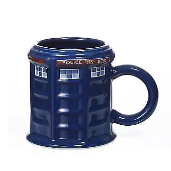 Doctor Who Mug Tardis Ceramic Cup Coffee Cup