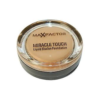 Max Factor Miracle Touch Liquid Illusion Foundation 11,5 g Golden