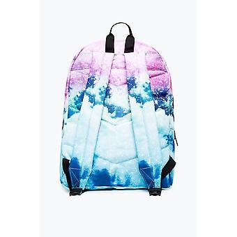 Hype Glitter Sky Backpack