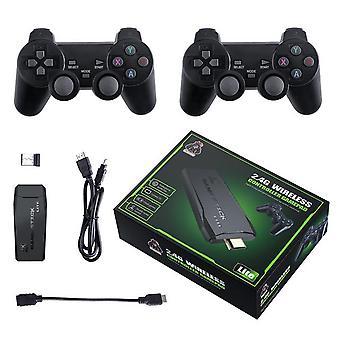 Retro Spielkonsole doppel 2.4g Wireless Controller hd Videospielkonsole eingebaut 10000 klassische Spiele für ps1 / cps etc