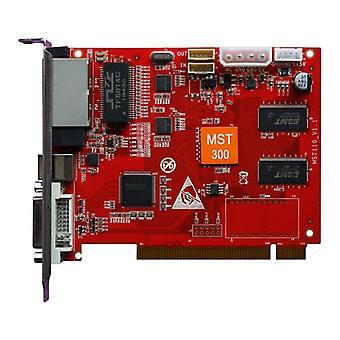 شاشة LED لبطاقة التحكم بالفيديو، وحدة ألوان كاملة، إرسال عمل داخلي مع