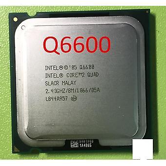 Procesor Core 2 Quad Q6600 (2.4ghz/ 8m /1066ghz)