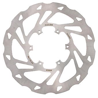 MTX Performance Brake Disc Front/Solid Disc for BMW G650X Challenge 2007-2009