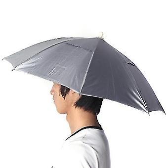 כובעים מגניבים מתקפלים בחוץ ספורט גולף דיג ציד קמפינג שמש ברולי כובע כובע כחול
