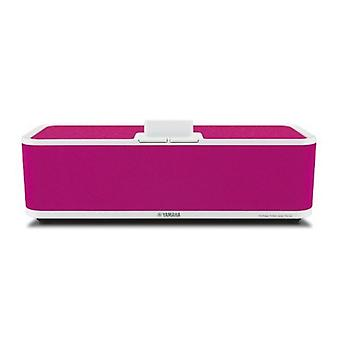 iPod Dock YAMAHA PDX 50 30W Pink