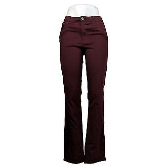 Skinnygirl Women's Jeans Reg Bootcut Cotton Red 679006