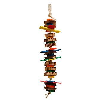 """Zoo-Max Jumpy Bird Toy - Medium 24""""L x 5.5""""W"""