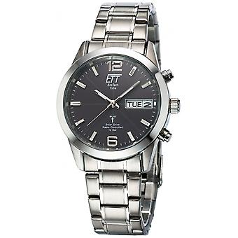 ONE (Eco Tech Time) Silver Stainless Steel EGS-11247-22M Men's Watch