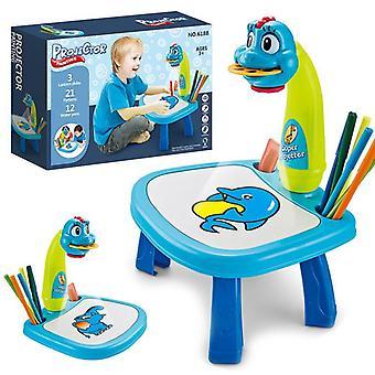 Mesa de dibujo de arte para niños