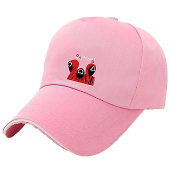 Pink-b Kalmari Peli Kehä Ankan korkki Rooli Pelata Aurinko visiiri Säädettävä
