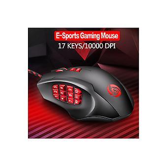 G603 Mouse Gaming Mouse met 17 toetsen 10000 dpi instelbaar en programmeerbaar